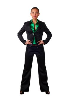 Free Business Woman Royalty Free Stock Images - 8041469