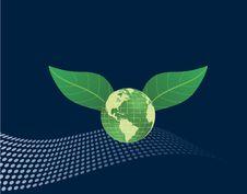 Free Eco World. Stock Photography - 8041822