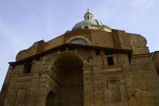 Free Mantova Cathedral Stock Images - 8042124