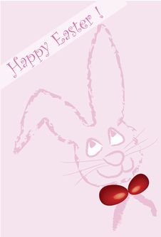 Free Easter Card. Stock Photo - 8042160