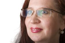 Free Portrait Of Woman Stock Photo - 8042240
