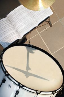 Free Drum Part Stock Photo - 8042910