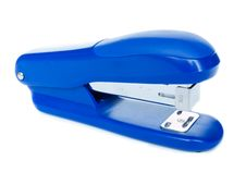 Free Blue Stapler Stock Image - 8043001