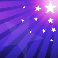Free Shiny Stars Abstract Background Stock Photography - 8044052