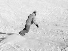 Free Snowboarder Stock Photography - 8044482