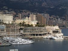 Free Monte Carlo Harbour Stock Photo - 8044490