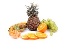 Free Assorted Fruits Stock Photo - 8044520