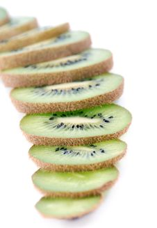 Free Slices Of Kiwifruit Stock Photo - 8044550