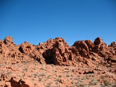 Free Valley Of Fire, Nevada Stock Image - 8045251