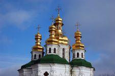 Free Kiev-Pechersk Lavra Monastery In Kiev Royalty Free Stock Image - 8048046