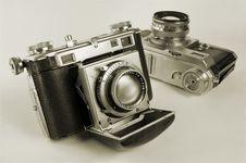 Free Photoequipment. Royalty Free Stock Photo - 8048875