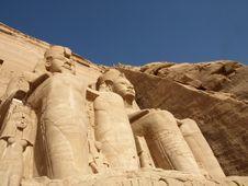 Free Abu Simbel Stock Photography - 8048892