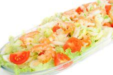 Free Shrimp Salad Stock Images - 8049164