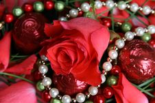 Free Valentines Day Pearls Stock Photography - 8049282