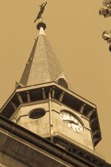 Free Bell Tower Stock Photography - 8049372