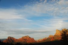 Free Red Rocks-Sedona Arizona Royalty Free Stock Images - 8049419