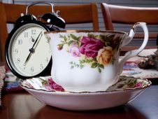 Free Tea Time Stock Image - 8049591