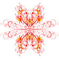 Free Flower Ornament Royalty Free Stock Photos - 8050158