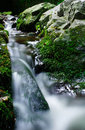 Free Peaceful Waterfall Stock Photos - 8056653