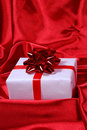 Free Red Gift Box Royalty Free Stock Photos - 8057538