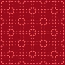Free Red Nordic Pattern Stock Photos - 8050713