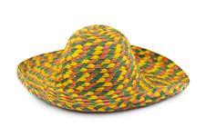Retro Sombrero Stock Image