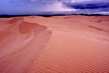 Free Desert Landscape Royalty Free Stock Image - 8052476