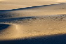 Free Sand Ripples Royalty Free Stock Images - 8052619
