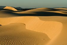 Free Sand Dunes Stock Photos - 8052643
