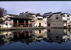 Free Construction Of Rural Anhui, China Stock Photography - 8053232