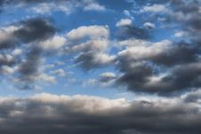 Free Clouds Stock Image - 8055621