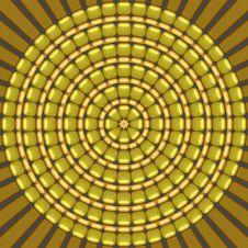 Free Corn Grain Mandala Stock Image - 8055671