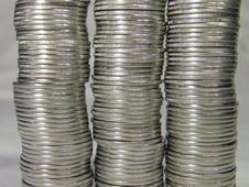 Free Coins Royalty Free Stock Photos - 8055978