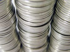 Free Coins Royalty Free Stock Images - 8055999