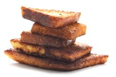 Free Pile Of Toasts Stock Photos - 8056113