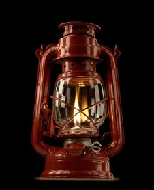 Free Kerosene Lamp Stock Photos - 8056133