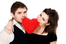 Free Loving Couple Stock Photos - 8056433