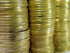 Free Coins Royalty Free Stock Photos - 8056648
