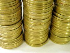 Free Coins Stock Photography - 8056652