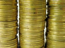 Free Coins Stock Photography - 8056672