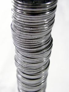 Free Coins Stock Photography - 8056772