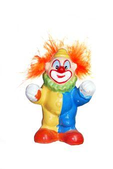 Free Clown Royalty Free Stock Photo - 8056885