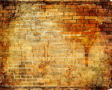 Free Abstract Grunge Background Royalty Free Stock Photos - 8056978