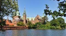 Free Frederiksborg Castle, Denmark Stock Image - 8058581