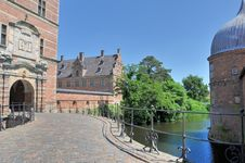 Free Frederiksborg Castle, Denmark Royalty Free Stock Image - 8058586