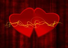Free Heart Of Valentines Royalty Free Stock Image - 8058826