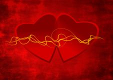Free Heart Of Valentines Royalty Free Stock Images - 8058889