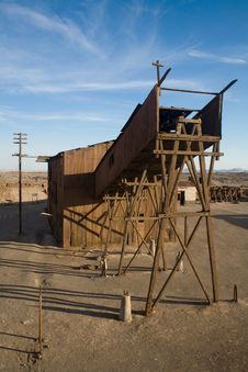 Free Abandoned City - Santa Laura And Humberstone Stock Images - 8059034
