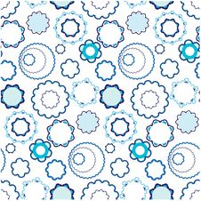 Free Seamless Pattern Stock Image - 8059281