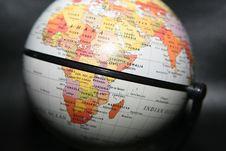 Free Globe Royalty Free Stock Image - 8059536
